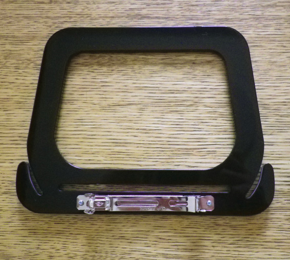 画像2: アクリル持ち手  四角
